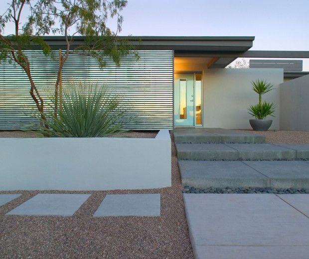 award winning sustainable modern desert architecture