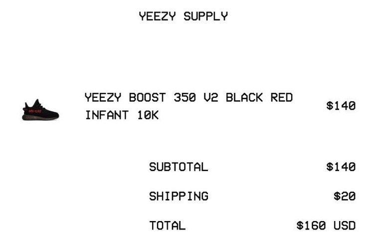 c67437dfb2a Adidas Yeezy Boost 350 V2 Black Red Infant BB6372 Urban