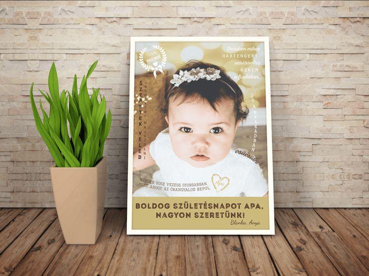 #poster #poszter #babaposzter  #babyposter #szülinapiposzter #születésnapiposzter facebook.com/posterdreamer www.posterdreamer.com