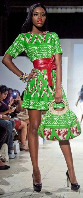 Africa New York Fashion Week