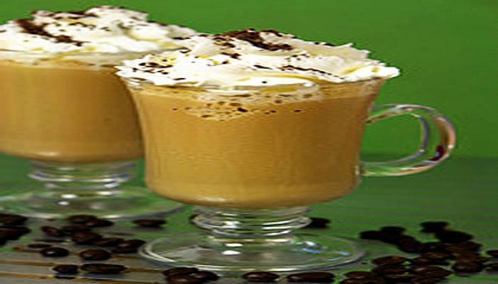 Peppermint Coffee. If you love mint flavor in coffee dessert recipes, you'll love Peppermint Coffee drink. This drink is specially flavored with chocolate mint liqueur which blends wonderfully with coffee beverages.