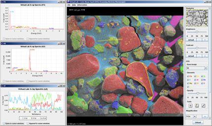 Descargar gratis Virtual Lab: Laboratorio didáctico a través de un microscopio virtual | Banana-Soft.com