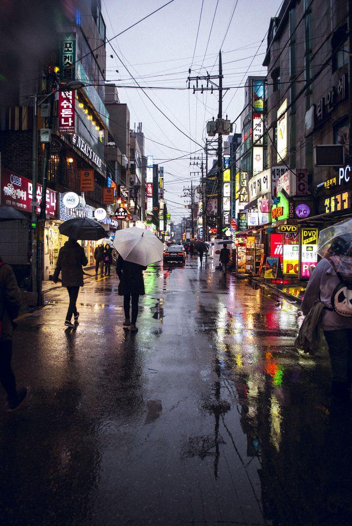 Rainy Day In New York City City Wallpaper City Photography City Aesthetic