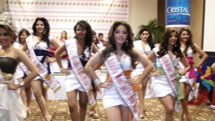 EL SALVADOR Mix - Al ritmo del Carnaval de San Miguel Queen candidates
