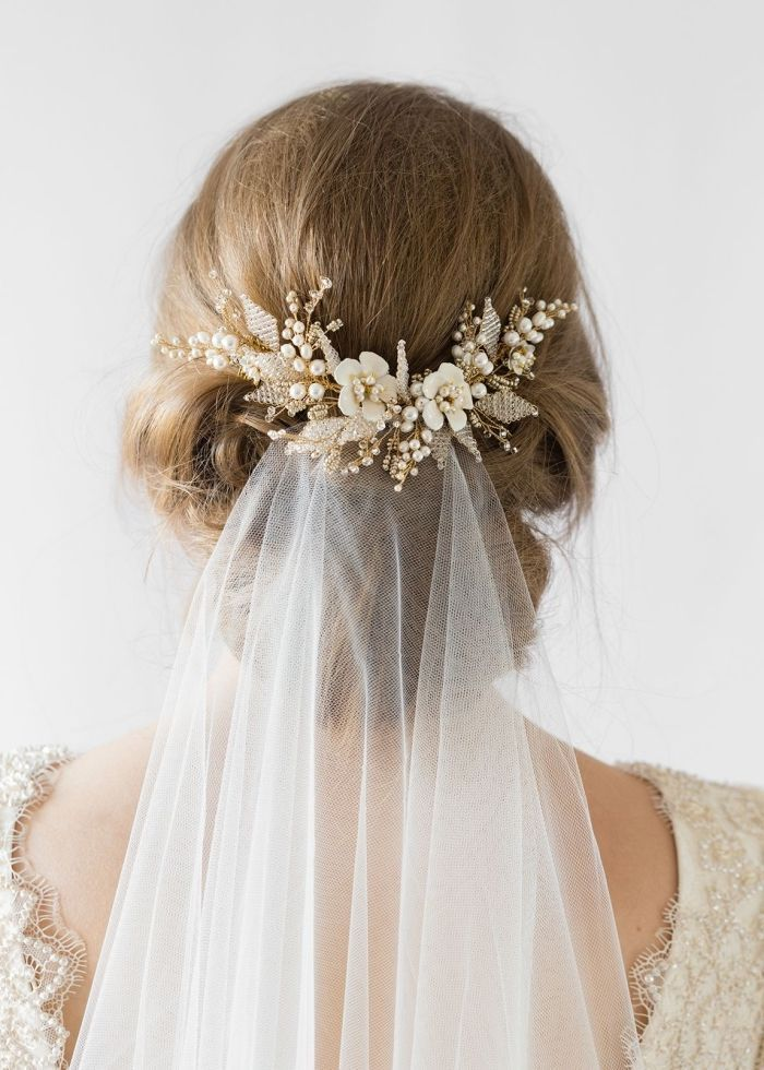 1001 Magical Models Of Wedding Hairstyle For Long Hair