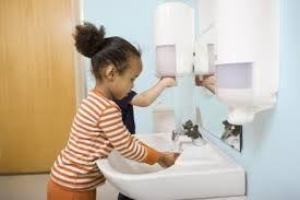 Czy wiecie, że mycie rąk lepiej zapobiega przeziębieniom niż witaminy? ;)
