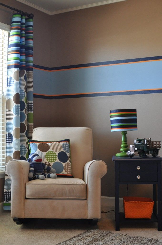 boys room- colors