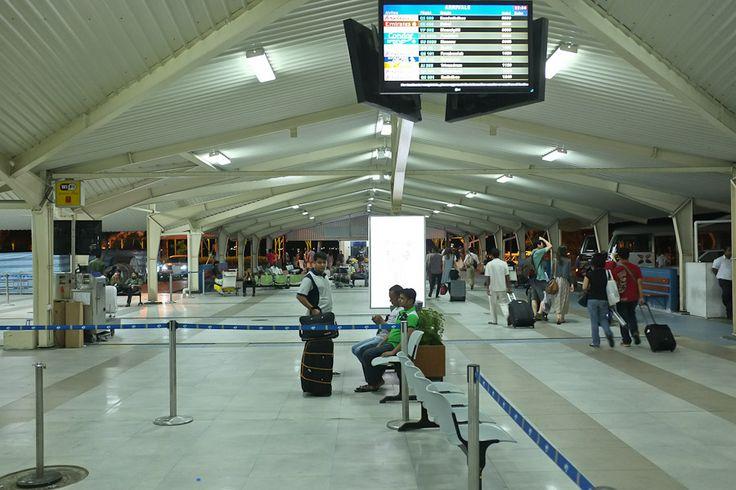 Ibrahim Nasir (Male) Int'l Airport, Maldives