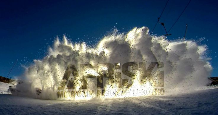 BOOM! Welcome to Afriski Mountain Resort