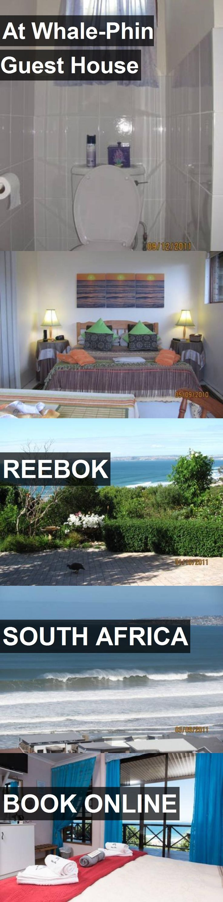 At Whale-Phin Guest House in Reebok, South Africa. For more information, photos, reviews and best prices please follow the link. #SouthAfrica #Reebok #travel #vacation #guesthouse