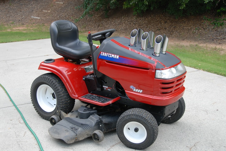 My Hot rod mower | Awesome mowers | Pinterest | Hot rods