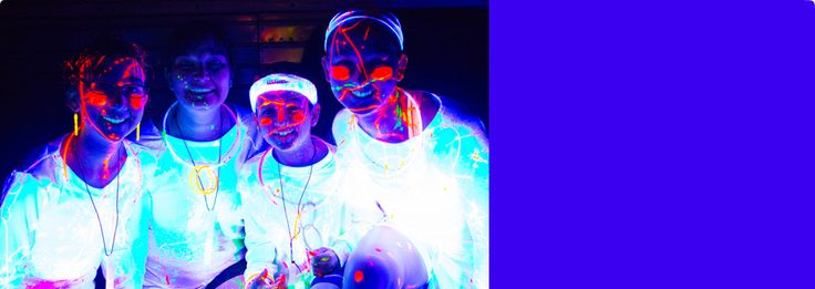 Color & Glow, this Saturday!!! Can't wait!