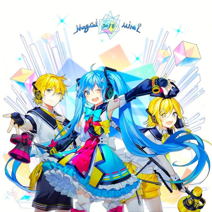 Magical 2018 Miral (With images) Vocaloid, Anime
