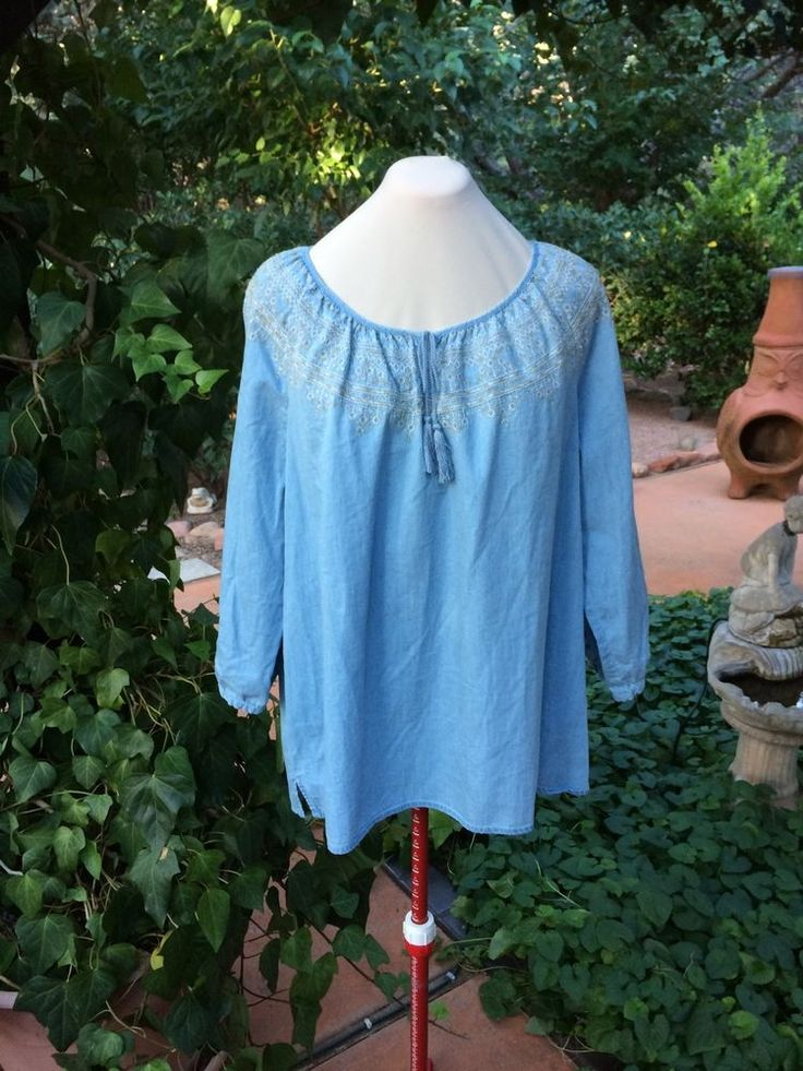 1000 Images About Peasant Blouses On Pinterest Blue