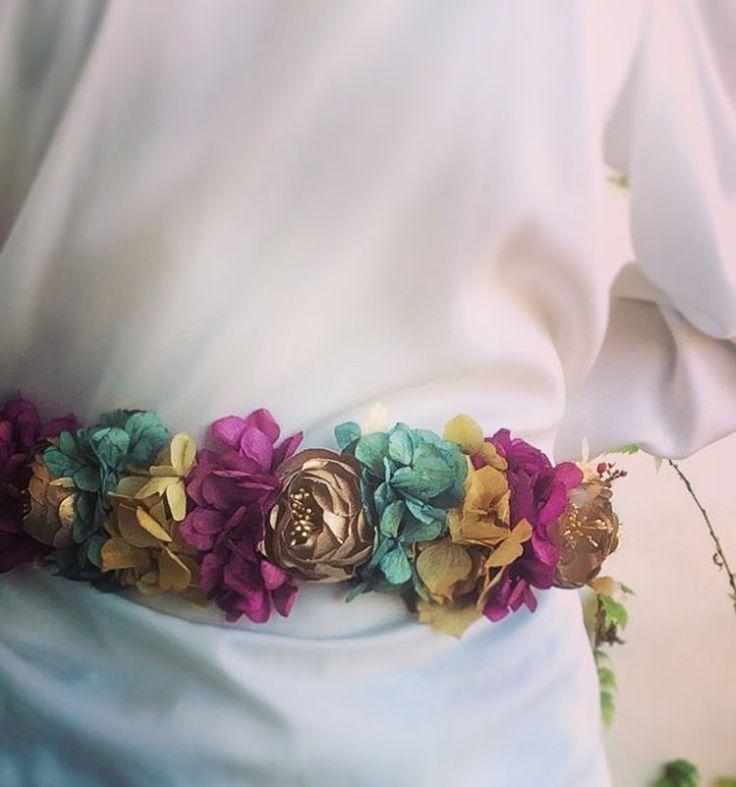 La primavera en #SinFinito es así  #cinturones #invitadaperfecta
