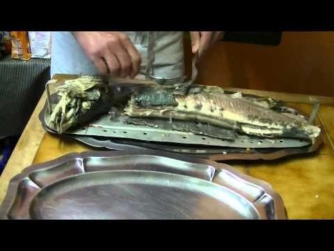 recettes cuisines les poissons et crustacé  Comment cuire et désarêter un brochet? tuto cuisine pratique