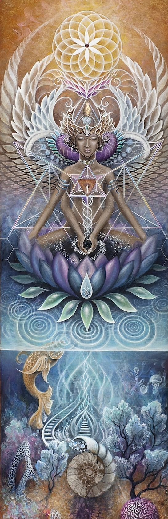 Which mystic branch on the Kabbalistic Tree of Life is representative of your spiritual journey?