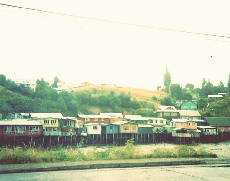 Chiloé, Castro, Chile.