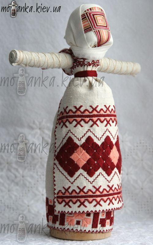 Ukrainian Motanka Doll