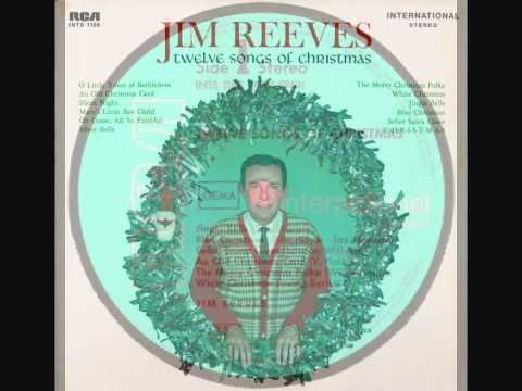 Jim Reeves - An Old Christmas Card 1963 | Jim Reeves | Christmas songs youtube, Country ...