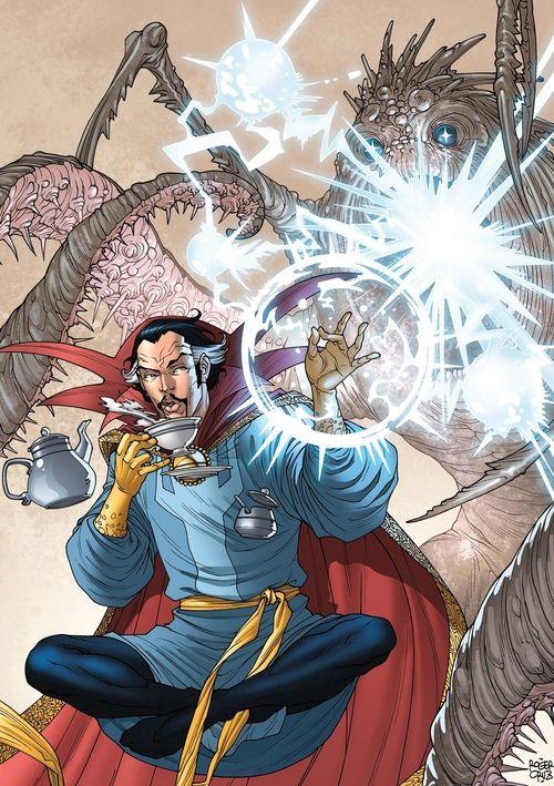 Doctor Strange by Roger Cruz