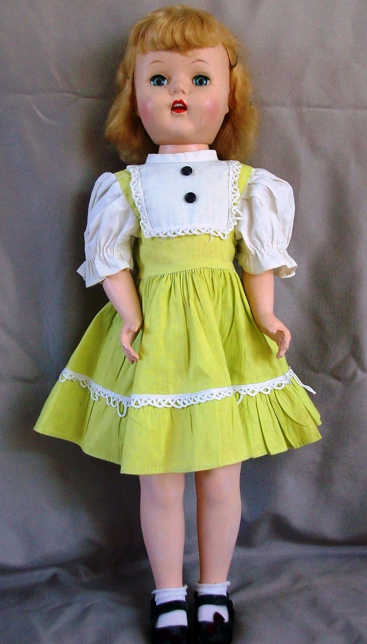 9 best Dolls-1850s&1950s images on Pinterest