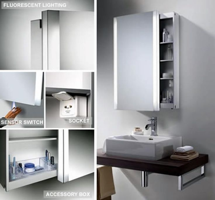Pics On The best Bathroom mirror with shelf ideas on Pinterest Framing mirrors Framing a mirror and Bathroom mirrors diy