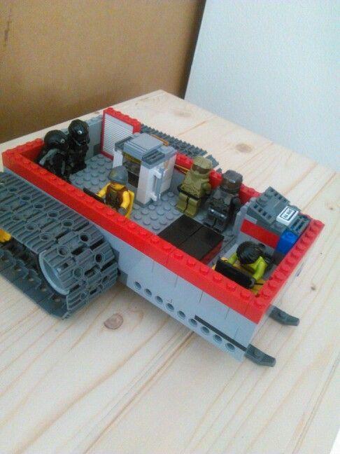 Lego arctic base