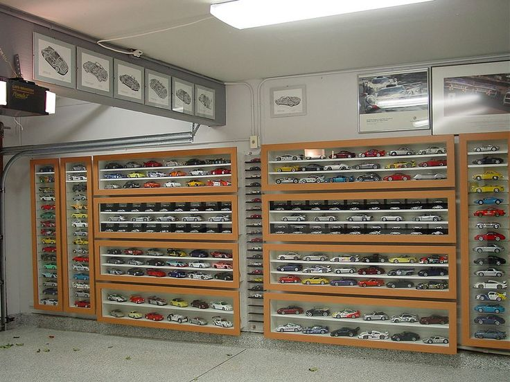 Build A Model Car Display Case   Scale