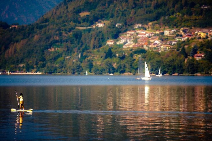 Momenti di relax – Erholsame Momente (Lago di Levico/Levicosee) #valsugana #relax