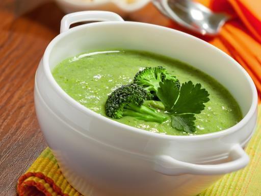 soupe verte - Recette de cuisine Marmiton : une recette