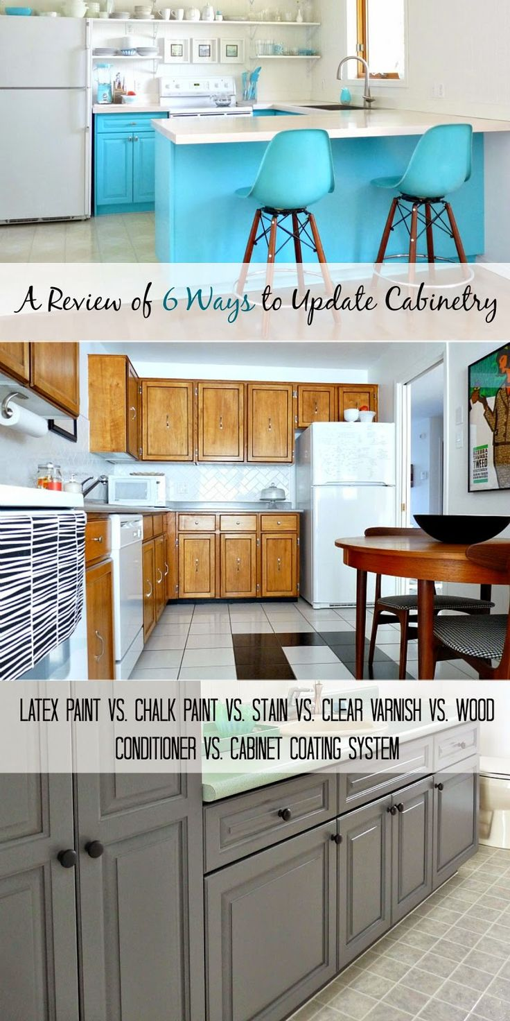 Cabinet Refinishing: Paint vs. Stain vs. Cabinet Coating Systems