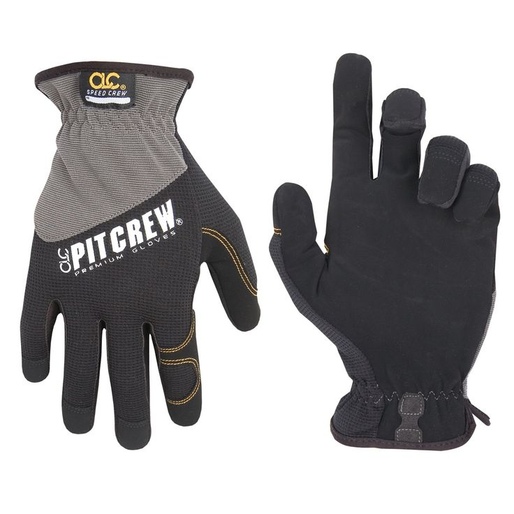 CLC Work Gear 217X Extra Large Speed Crew Mechanics Gloves - 2370-7698