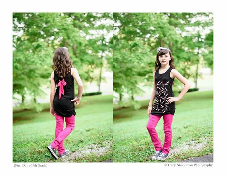 My little girls first day of school tracyshoopmanphotography model easttnphotographers