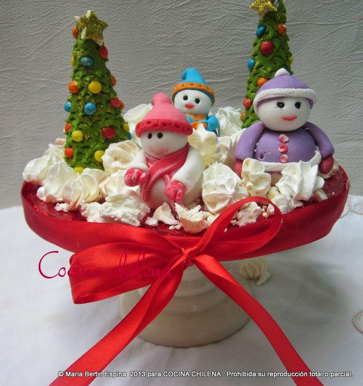 M s de 20 ideas incre bles sobre centros de mesa - Adornar la mesa para navidad ...