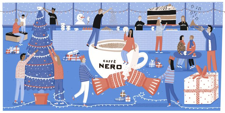 The Caffè Nero philosophy is simple: Premium award winning Italian coffee, A warm and welcoming atmosphere, Good food and great personal service.