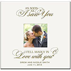 Personalized Wedding Anniversary Gifts Photo Album Custom Engraved Holds 200 4x6 Photos Wedding Gift Ideas By Dayspring Milestones