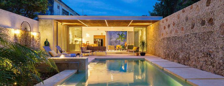 Casa Xaver | Find vacation Rental Homes in Merida and the Yucatan Coast, México on Remixto