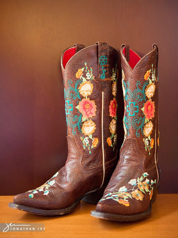 Cowboy Boots For Wedding Shoes