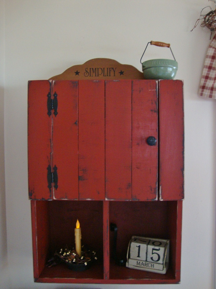 Best 25 Primitive Cabinets Ideas On Pinterest Primitive