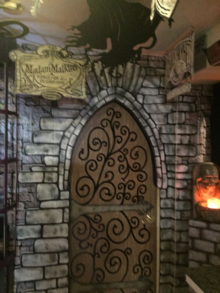 my own props halloween 2016 harry potter diagon alley
