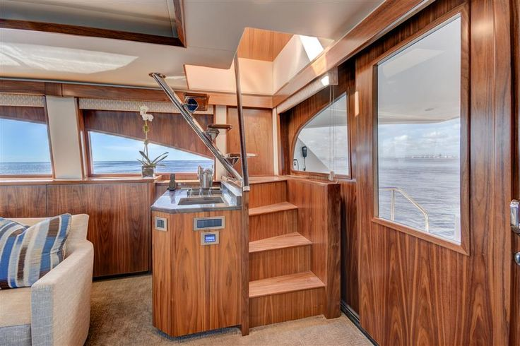 View the 2016 92' VIKING 92' Enclosed Bridge w/ Skybridge on HMY Yachts Today!