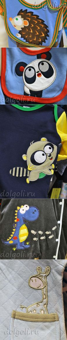 Детские аппликации из ткани: картинки, идеи украшения одежды