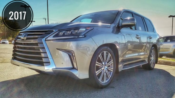 Cool Lexus: 2017 Lexus LX570 Luxury SUV Review The Most Expensive Lexus SUV Review /......  All things Auto Check more at http://24car.top/2017/2017/04/24/lexus-2017-lexus-lx570-luxury-suv-review-the-most-expensive-lexus-suv-review-all-things-auto/