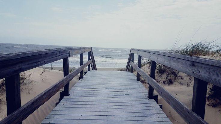 Boardwalk on jekyll island jekyll island island outdoor