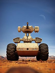 """Networks of autonomous robots will someday transform warfare, but significant hurdles remain"" - ieee spectrum #war"