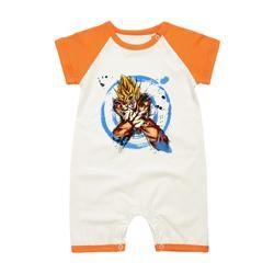 Goku Baby Rompers