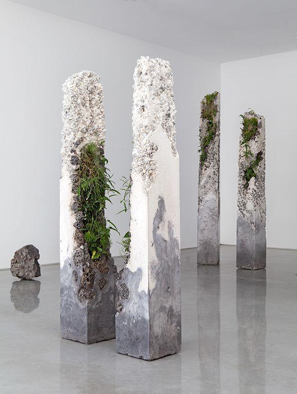 uvre:    Terraforms 2014 by Jamie North on Behance
