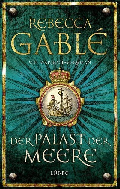 Rezension | Rebecca Gablé - Der Palast der Meere