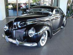 "1940 MERCURY LEAD SLED HOT ROD ""STARDUST""- Barrett-Jackson Auction Company"